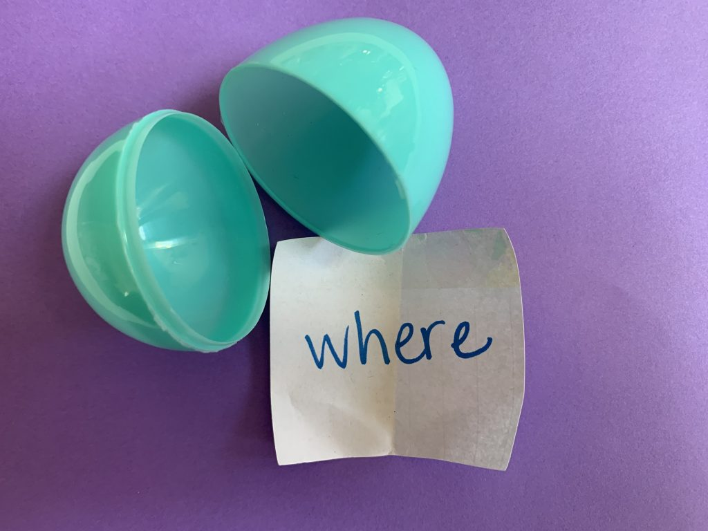 Easter-sight-words